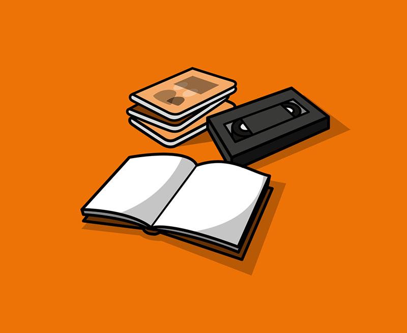 Bücherkiste zu verschenken